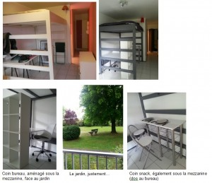 Appartement Claire 2