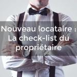 checklist locataire
